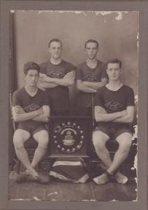 1923 Vosseler winners