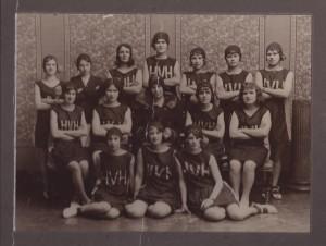 1931 Ladies