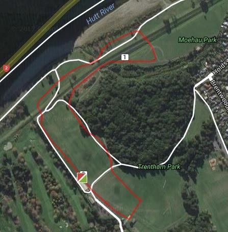 Dorne Cup 2km loop